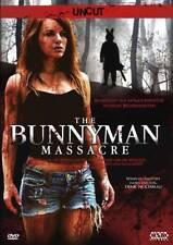 The Bunnyman Massacre ( Horrorfilm) mit Cheryl Texiera, Matthew Albrecht NEU OVP