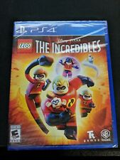 New listing Lego The Incredibles: Playstation 4 [Brand New] Ps4