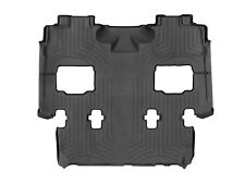 WeatherTech FloorLiner for Ford Expedition 2007 - 2017 2nd 3rd Row Black