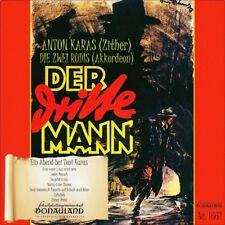 "7"" ANTON KARAS Ein Abend bei Toni OST Der dritte Mann DONAULAND Harry-Lime-Thema"