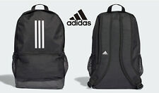 Adidas Versatile 3 Stripe Tiro Black Backpack Gym School Training Bag Xmas Gift