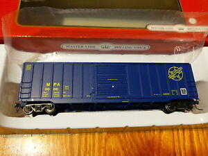 Atlas HO #20002401 Maryland and Pennsylvania (50' Berwick Box Car) MPA Rd #9000