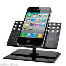 Car Dashboard Phone Holder Stand Mount & GPS Cradle for Apple iPhone Samsung 5 4