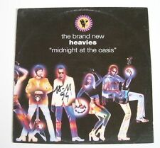 """The BRAND NEW HEAVIES """"Midnight at the oasis""""  Vinyl EP"""