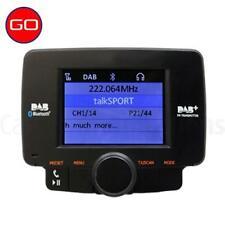 AutoDAB Go-S UNIVERSAL Universal agregar en DAB Radio con Bluetooth y DAB Antena