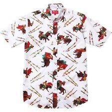 SUPREME Matador Shirt White L Box Logo 2012 safari camp cap kate moss S/S 13