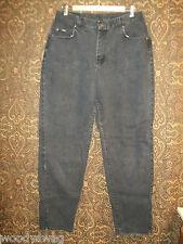 Lee Original Jeans pre owned Size 14 M 100% Cotton Black USA