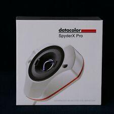 NEW SEALED Datacolor SpyderX Pro Monitor Calibration Colorimeter #SXP100