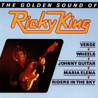 Ricky King Golden sound of (12 tracks) [CD]