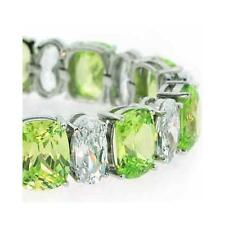 Irradiation Green Sterling Silver Fine Jewellery