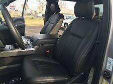 2015-2017 Ford F150 XLT Super Crew Katzkin Leather Seat Kit Special Design NEW