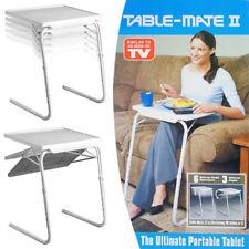 Table Mate II Multifunktionstisch Campingtisch Mobiler Beistelltisch Klapptisch