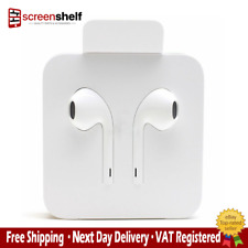 100% Genuine Apple iPhone 7, 8, X, XS Lightning EarPods Headphones EarPhone