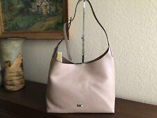 Michael Kors Junie Hobo Shoulder Bag Color- Fawn