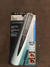 Maybelline Total Temptation Waterproof Mascara, 605 Brownish Black 0.30 Fl Oz
