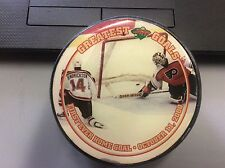 Minnesota Wild Greatest Goals Darby Hendrickson Hockey Puck