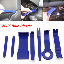 7pcs Car Interior Dash Moulding Trim Audio GPS Door Panel Open Removal Tool Kit