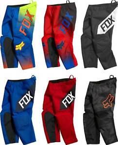 Fox Racing Kids 180 Pants - MX Motocross Dirt Bike Off-Road MTB ATV Boys Girls