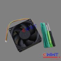 Ersatz CPU Lüfter Fan + Werkzeuge für Sunon EE80251S1-D170-F99 Projector ZVOT738
