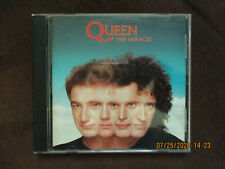Queen The Miracle CD Freddie Mercury