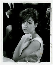 1950's Original Photo ANNETTE FUNICELLO Disney Mouseketeer - LOOKS into CAMERA!