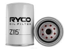 Ryco Oil Filter Z115 - BOX OF 8