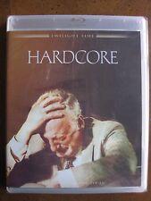 HARDCORE (1979) (Blu-Ray) TWILIGHT TIME - GEORGE C. SCOTT - BRAND NEW!!!
