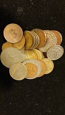 World Coins mixed One Half Pound 8 oz Bag of Circulated World Foreign Coins