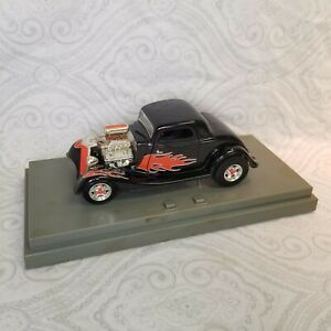 ERLT 1934 Ford Coupe 1:18 Diecast Metal Car Working Headlights Engine Sounds
