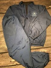 Vintage United States Environmental Protection Agency EPA Wind Track Suit.