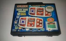 Coleco Head to Head Video Game System 12 Built-In Games New! Plug in for TV play