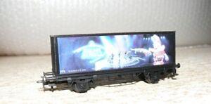 C20  Märklin Containerwagen Starlight Express