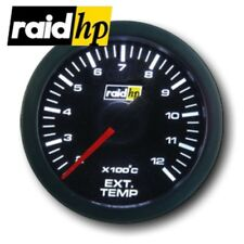 raid hp SPORT - Auspuff/Temperatur/Abgastemperatur-Anzeige - Instrument