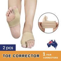 Bunion Corrector Hammer Toe Splint Straightener Orthopedic Brace Valgus Hallux t