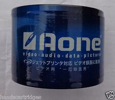 100 x AONE DVD-R 4.7gb 120min 16x non stampabile (LOGO)