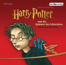 Harry Potter hörbücher CD Format