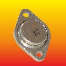 Sft213 Lot Of 1 Germanium Pnp Transistor 45 W 3 A