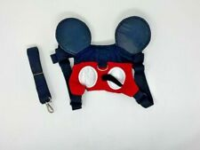 New - Mickey Mouse Dog Harness with Leash - Large to Xlarge