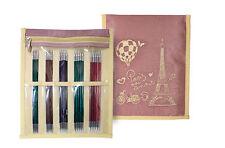 KnitPro ROYALE Nadelspiel-Set 15 cm lang, Stricknadeln, Artikel 29311