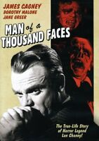 Man of a Thousand Faces [New DVD] Dolby, Subtitled, Widescreen
