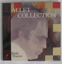 Alfredo TISOCCO-balletto Collection Remastered JAPAN MINI LP CD NUOVO! Poce - 1271