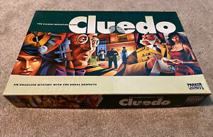 CLUEDO The Classic Detective Board Game Parker 2003 Great Condition, Complete