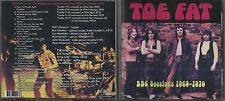 TOE FAT - BBC SESSIONS 1969-1970-CD + rar  bonus tracks
