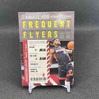 2020-21 Panini NBA Hoops Derrick Jones Jr Frequent Flyers Base Card #2🔥PWE