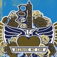 BON JOVI - BECAUSE WE CAN (2-TRACK)  CD SINGLE  ROCK & POP  NEU