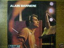 ALAIN BARRIERE 33 TOURS FRANCE BOBINO 66