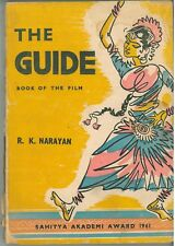 R.K. Narayan. The Guide. Indian Thought Publications, 1966
