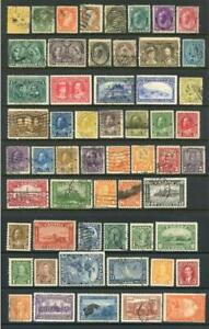 Canada mixed Mint and Used Stamps. Mixed oddments.