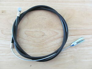 """60-0558 1965-67 TRIUMPH 6T TR6 T120 FRONT BRAKE CABLE 34"""" OUTER 42"""" INNER"""