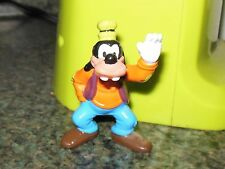 Disney's Goofy Left Arm Up, Right Behind Back Figure Pvc